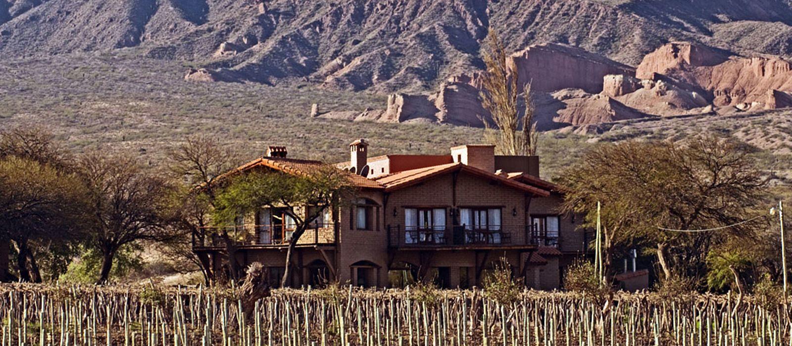Hotel Casa de la Bodega Argentina