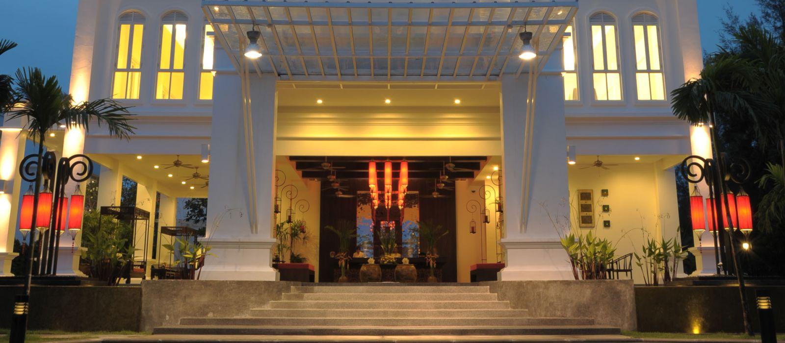 Hotel The Old Phuket Karon Beach Resort Thailand