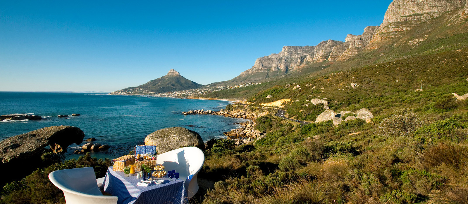 Hotel 12 Apostles  & Spa South Africa