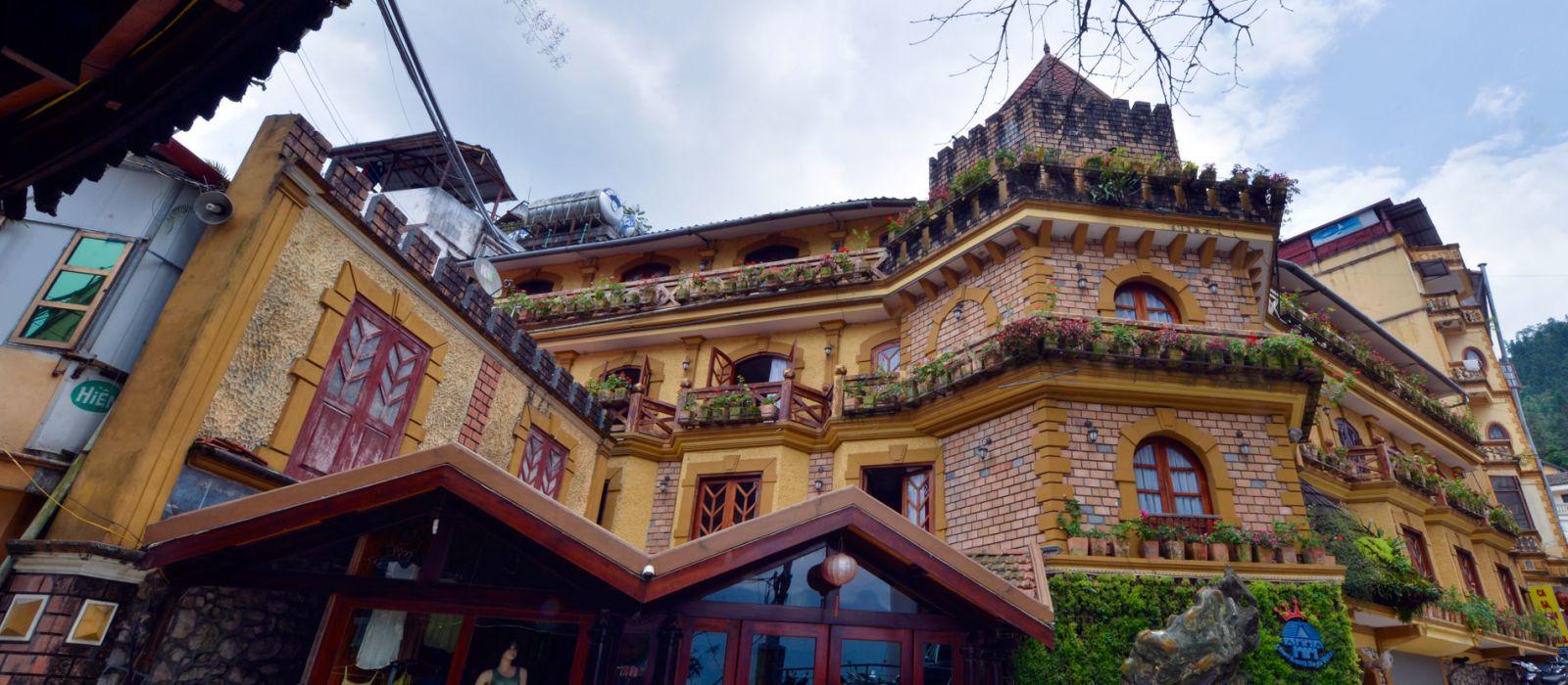 Hotel Chau Long  Vietnam