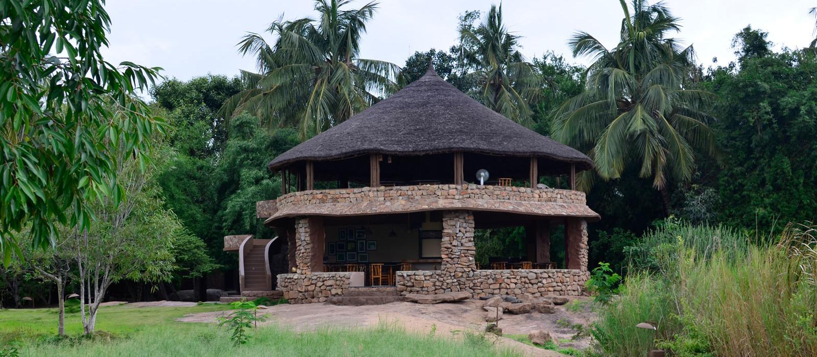 Hotel Hampi Boulders Resort South India
