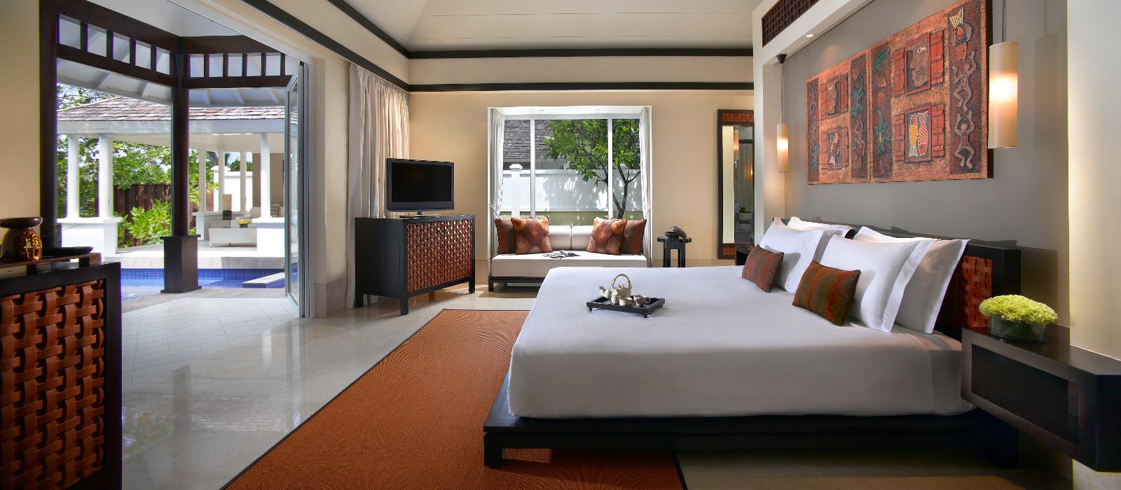 Hotel Banyan Tree Resort and Spa Seychellen