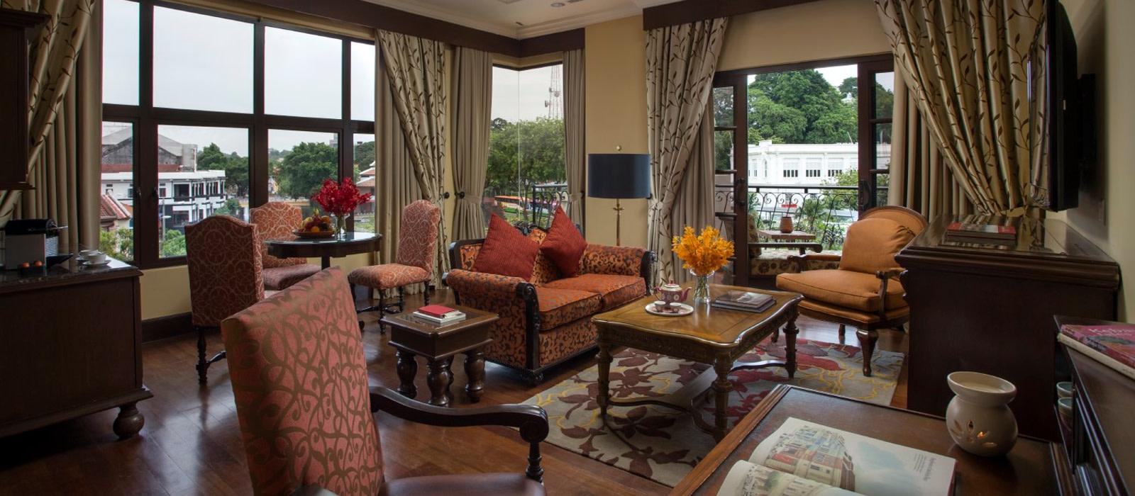 Hotel Casa del Rio Melaka Malaysia