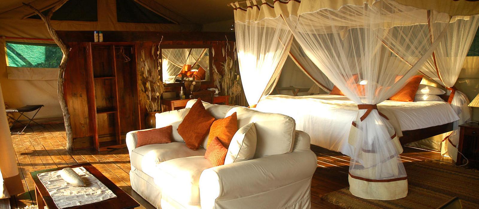Hotel Chiawa Camp Sambia