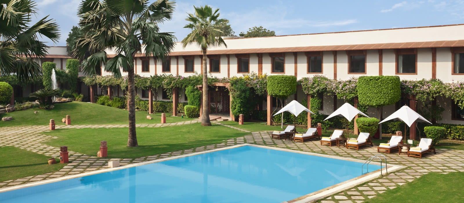 Hotel The Trident, Agra Nordindien