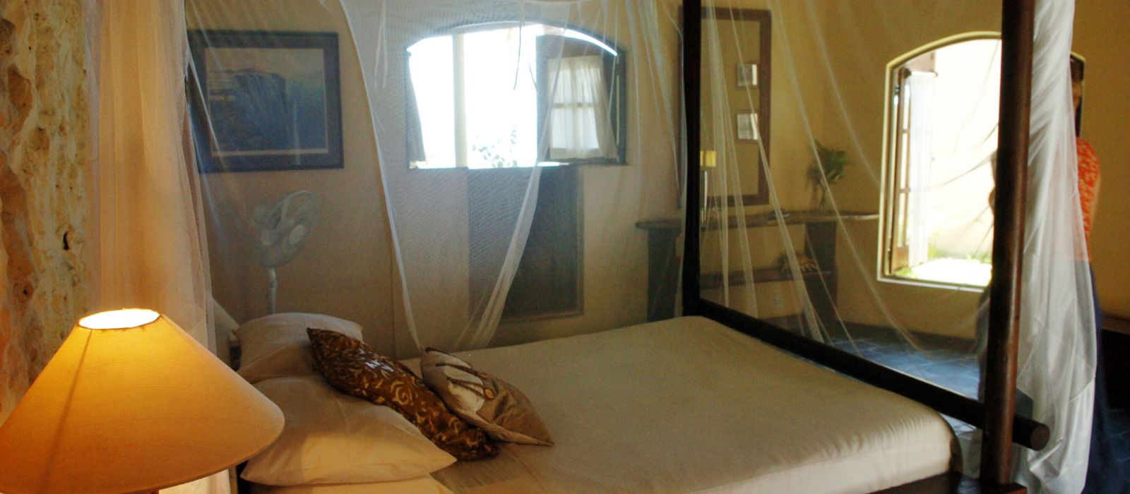 Hotel Casa Babi Mosambik