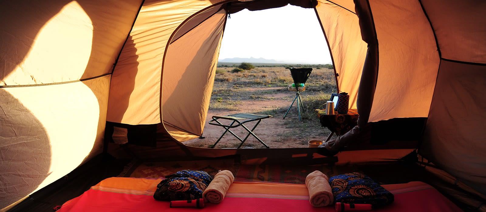 Hotel Karisia Expeditions Bush Camp Kenia
