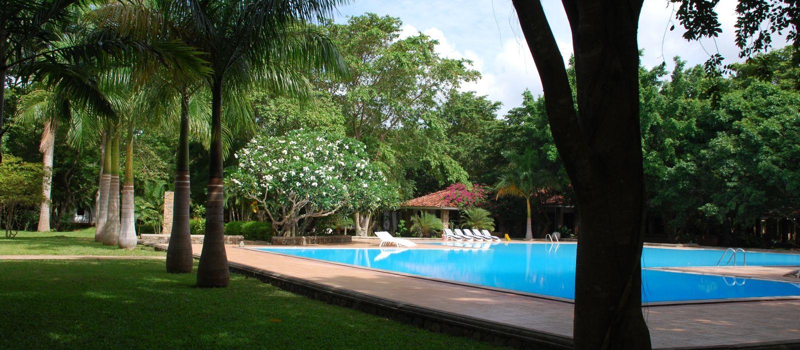 Hotel Palm Garden Village Sri Lanka