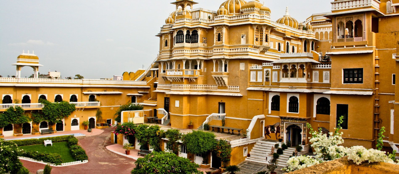 Hotel Deogarh Mahal  North India