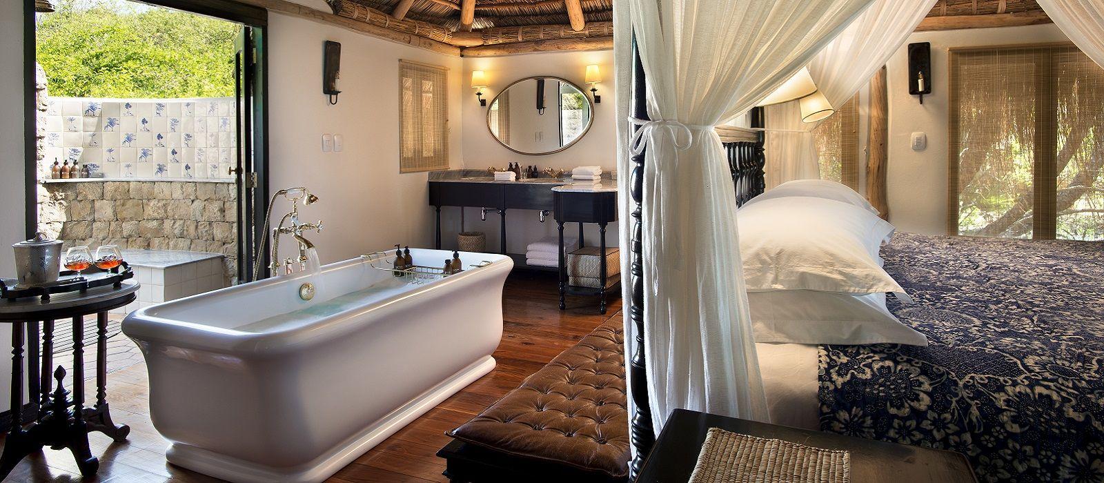 Hotel &Beyond Benguerra Island Lodge Mosambik