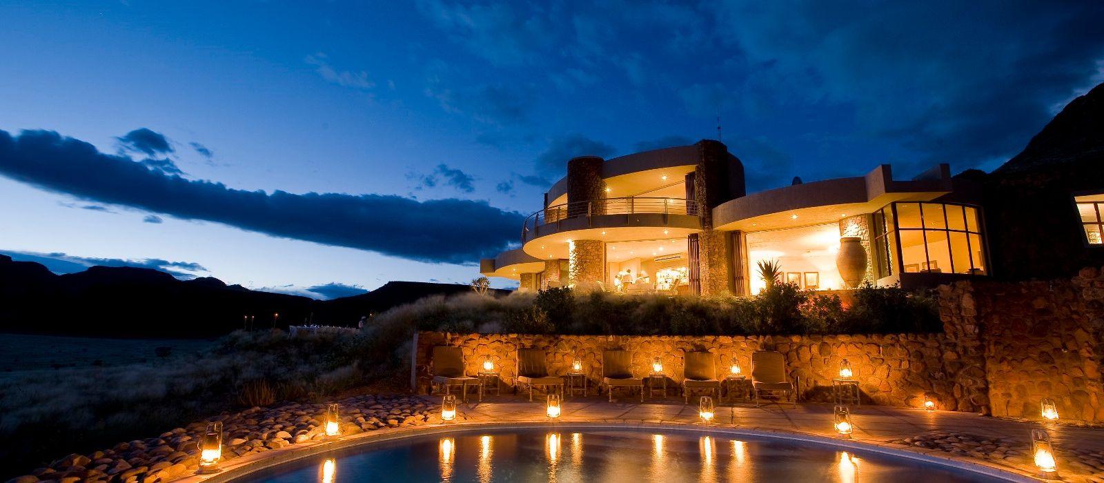 Hotel Sossusvlei Desert Lodge Namibia