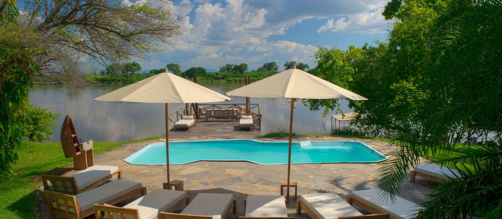 Hotel Kanyemba Lodge Sambia