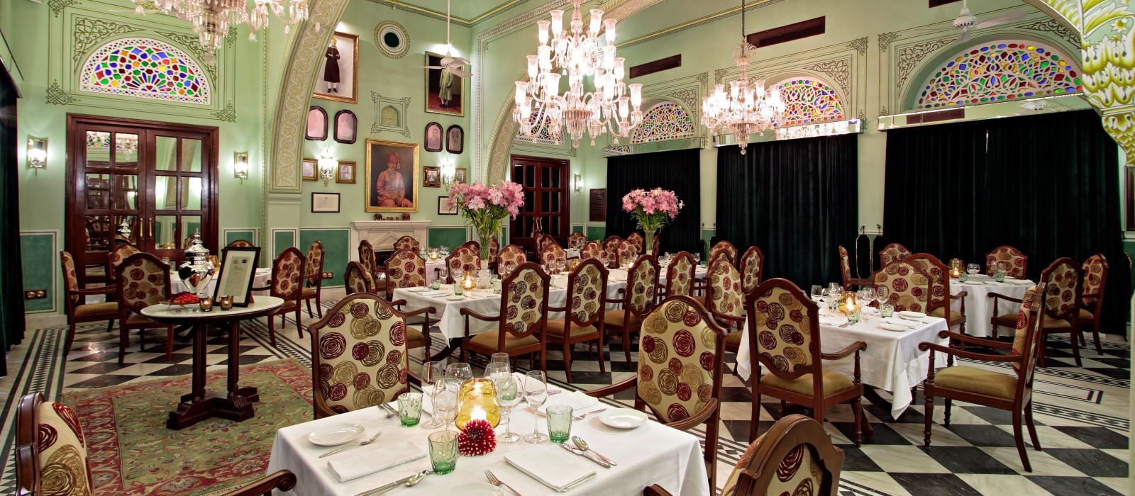 Hotel Samode Haveli North India