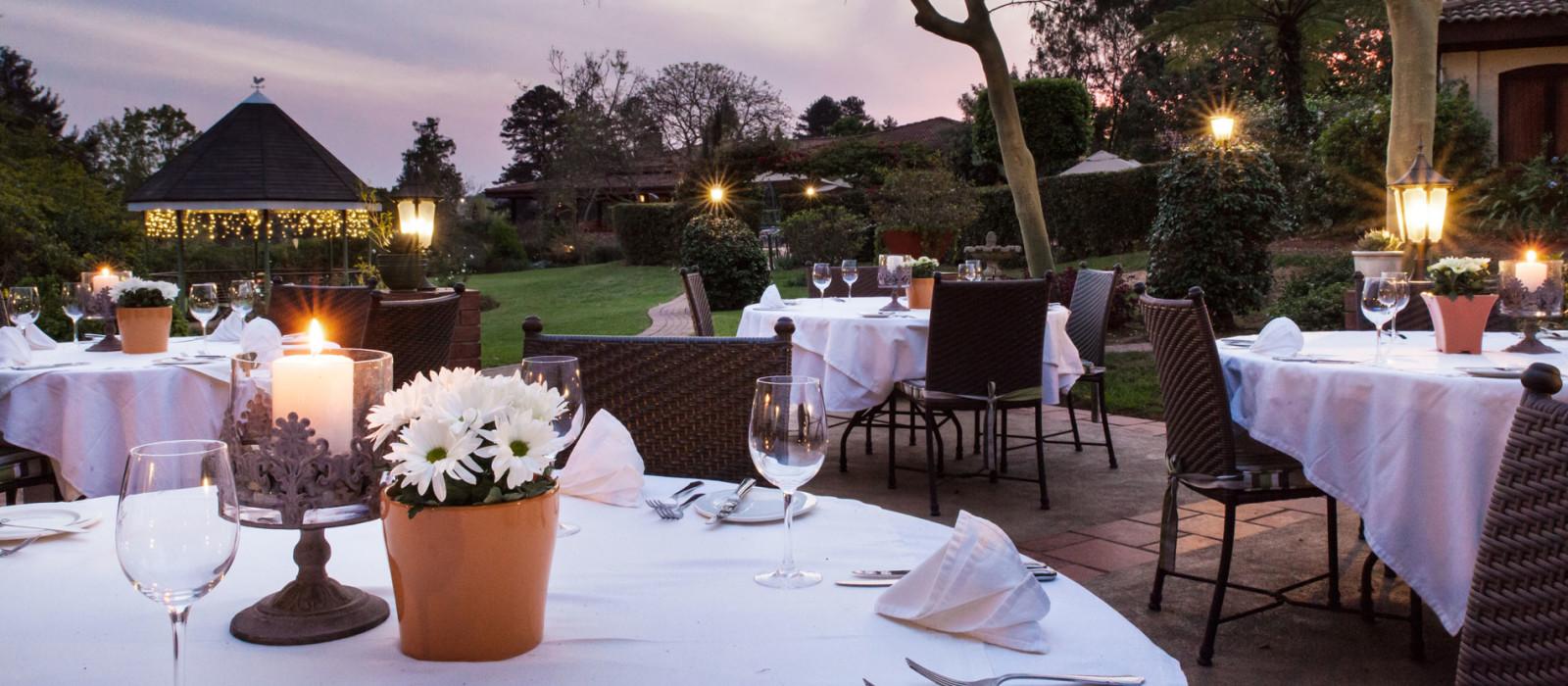 Hotel Oliver's Restaurant & Lodge Südafrika