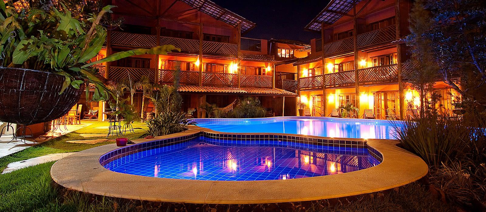 Hotel Casa do Forte Brasilien