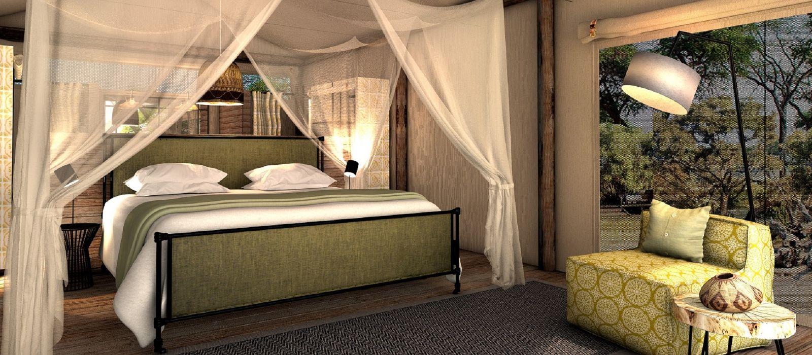 Hotel Khwai Tented Camp Botswana