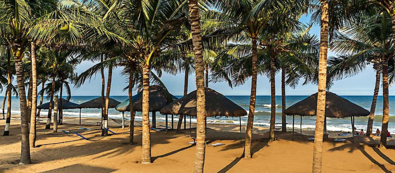 Hotel Ideal Beach Resort South India
