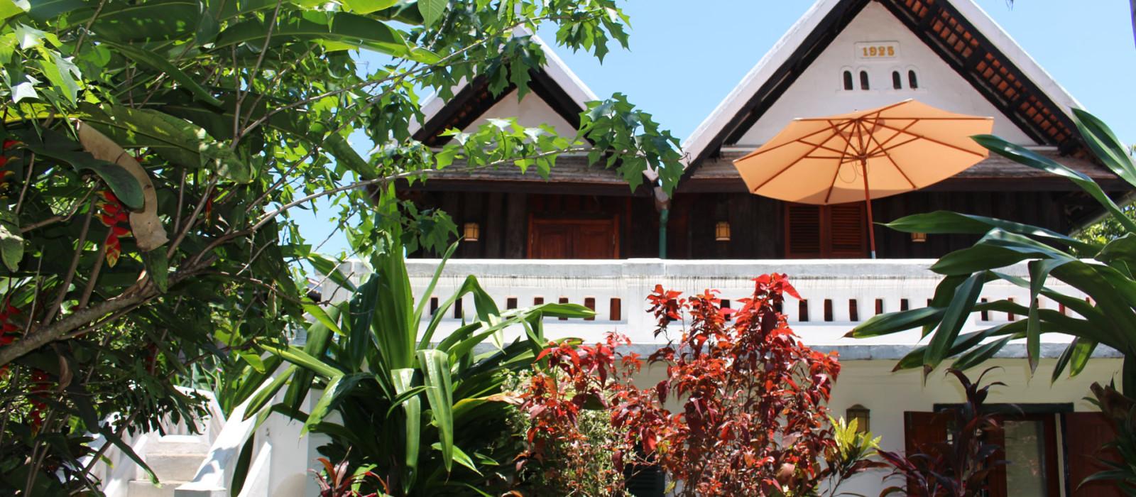 Hotel Villa Maydou Laos