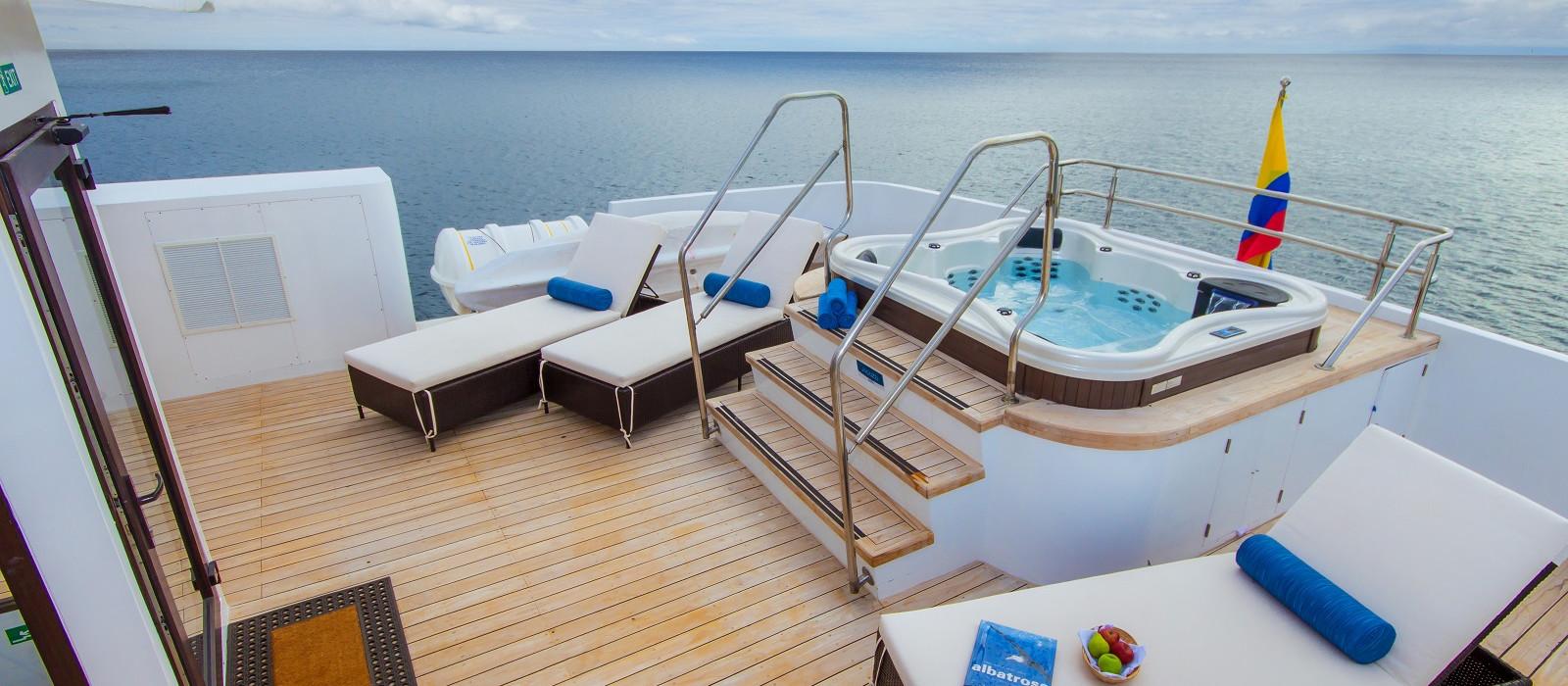 Hotel Natural Paradise Ecuador/Galapagos