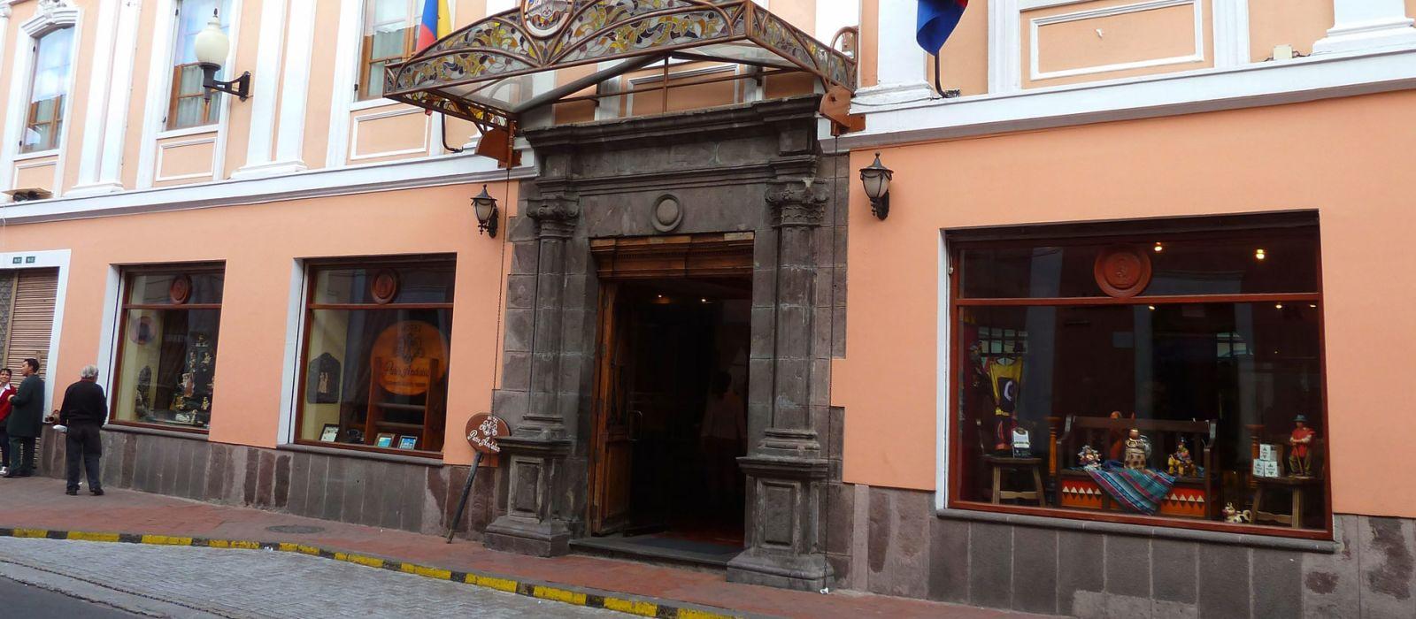 Hotel  Patio Andaluz Ecuador/Galapagos
