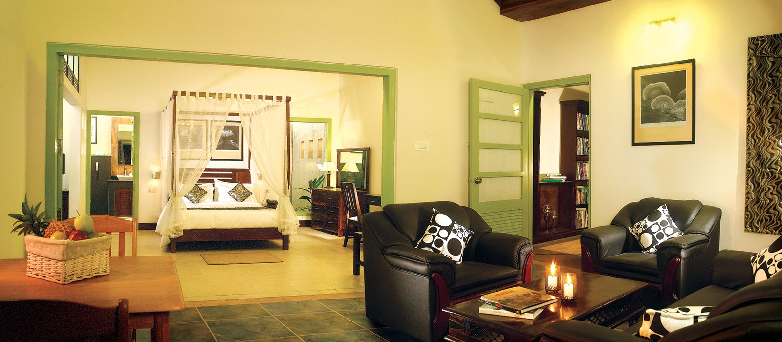 Hotel Aanavilasam Luxury Plantation Südindien
