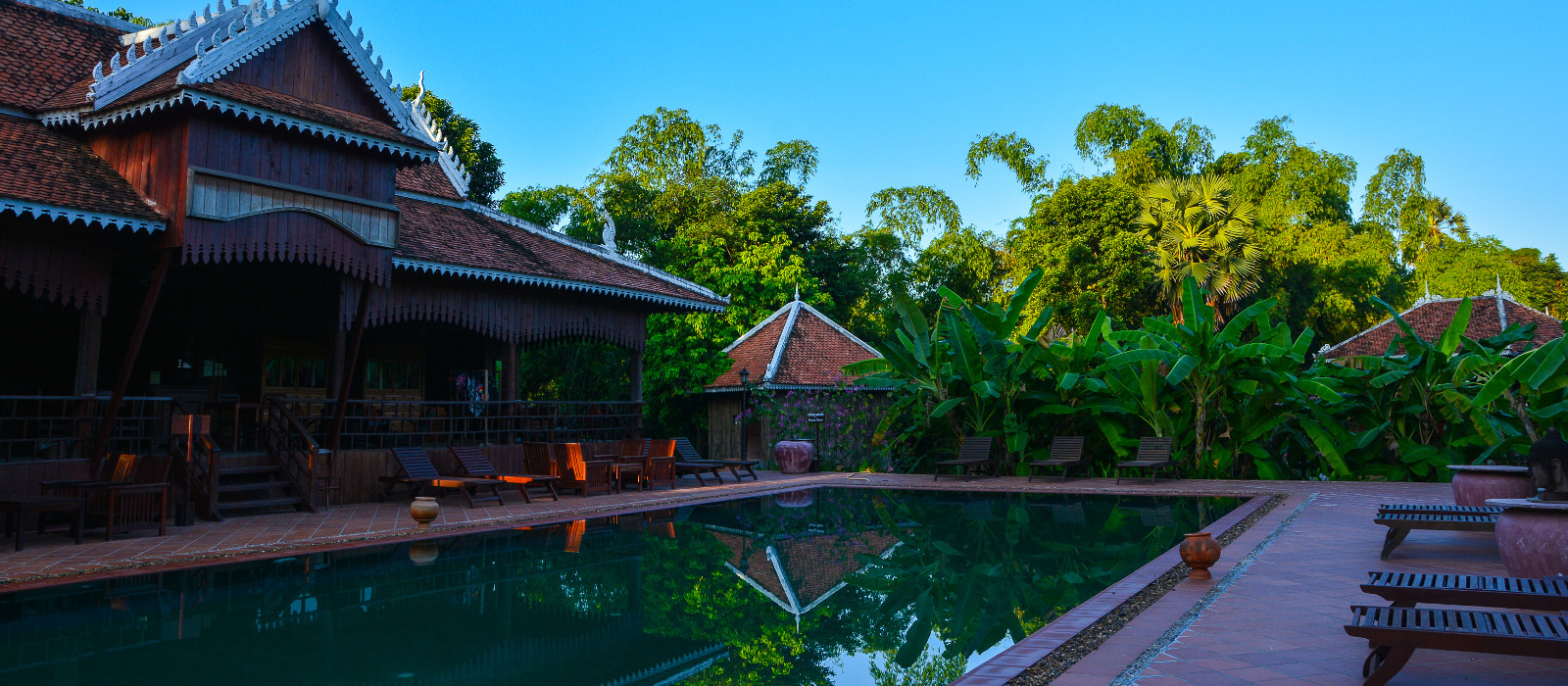 Hotel Rajabori Villas Resort Cambodia
