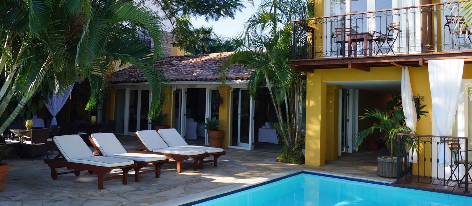 Hotel Villa d'Este Brasilien