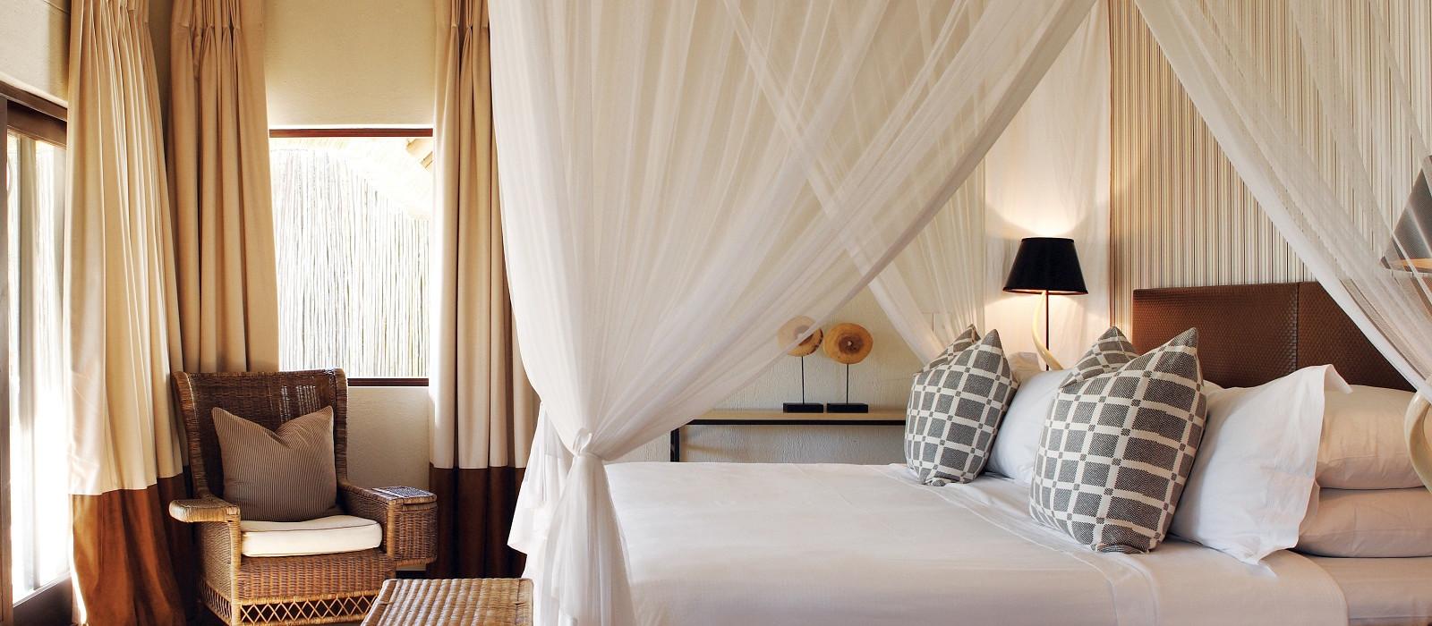Hotel Londolozi Pioneer Camp Südafrika