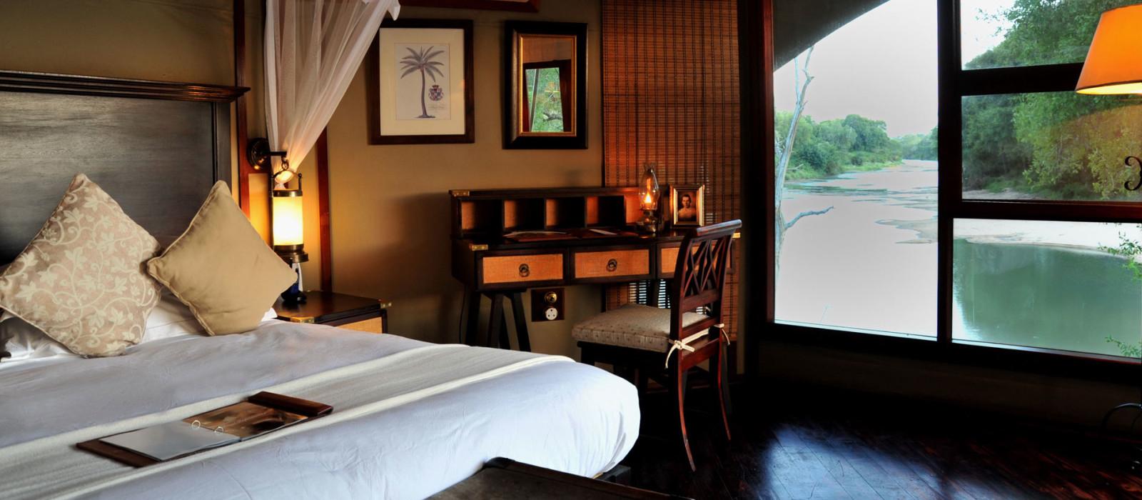 Hotel Hamiltons Tented Camp Südafrika