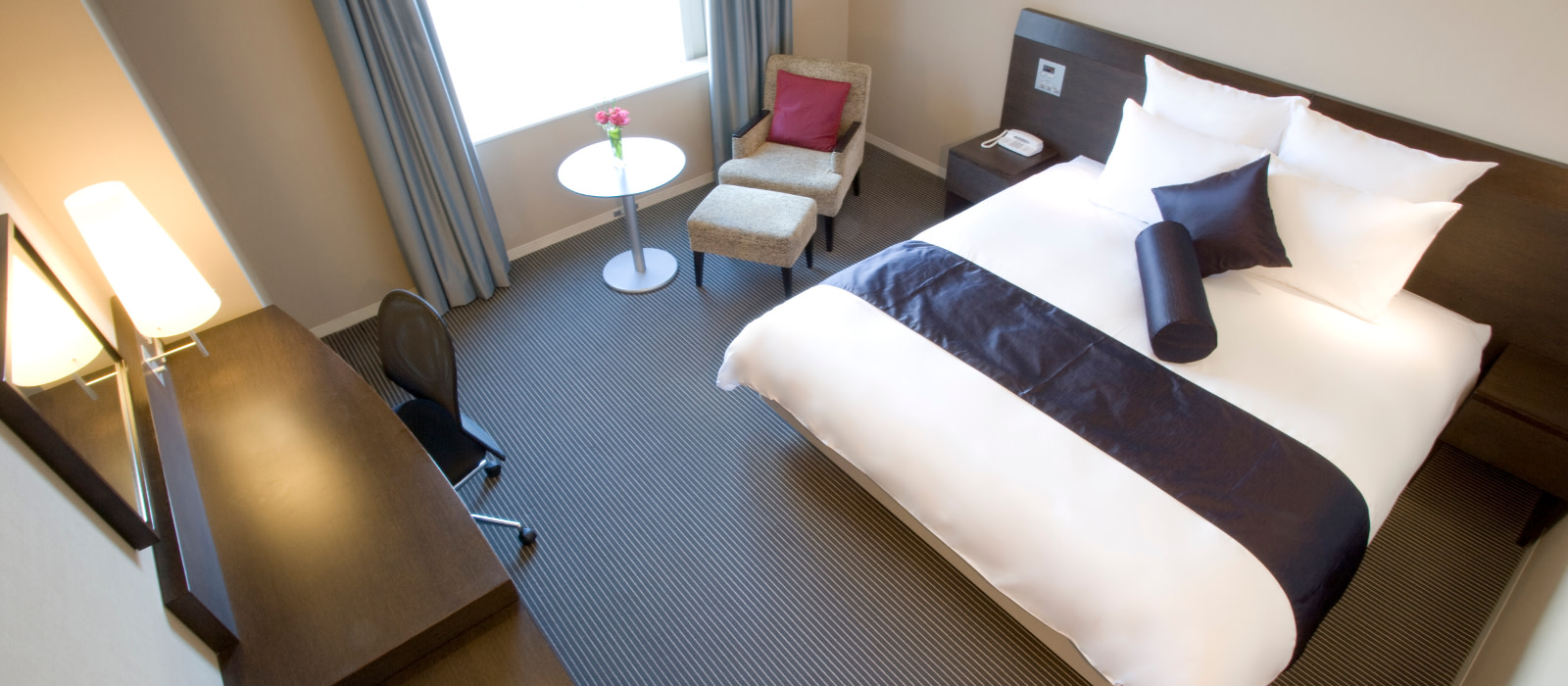 Hotel ANA Crowne Plaza Hiroshima Japan