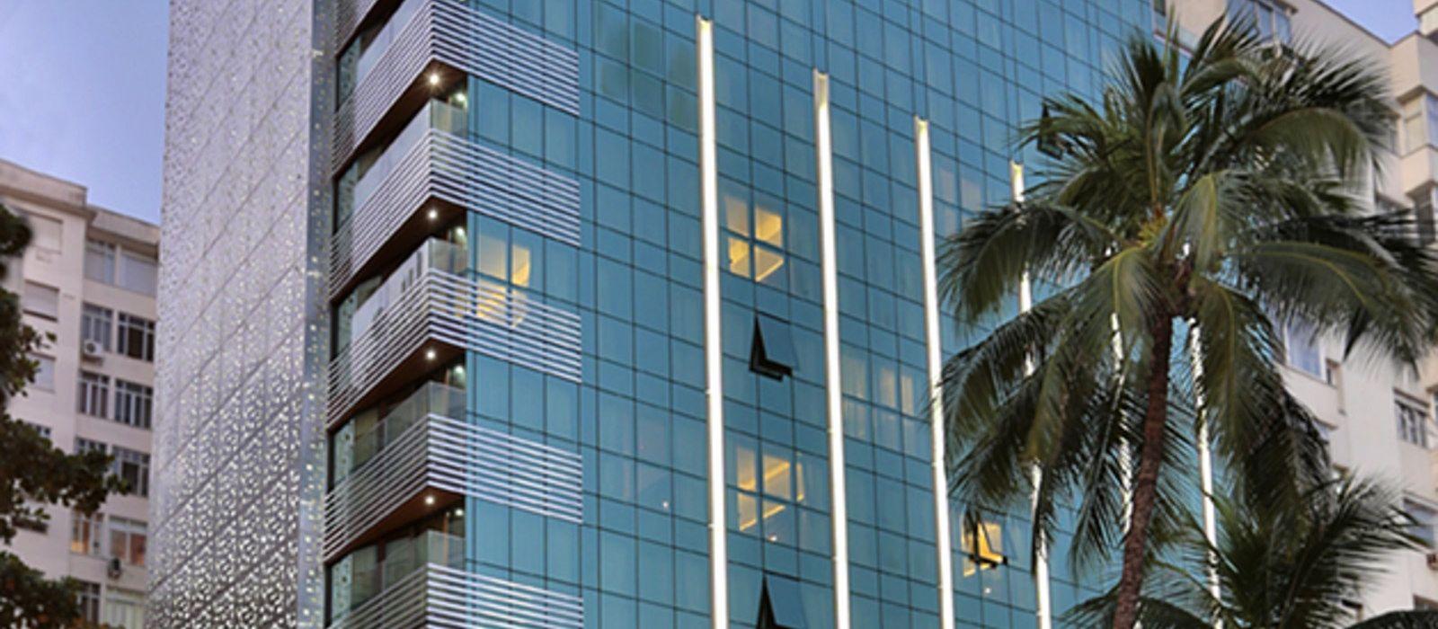 Hotel Arena Leme Brasilien