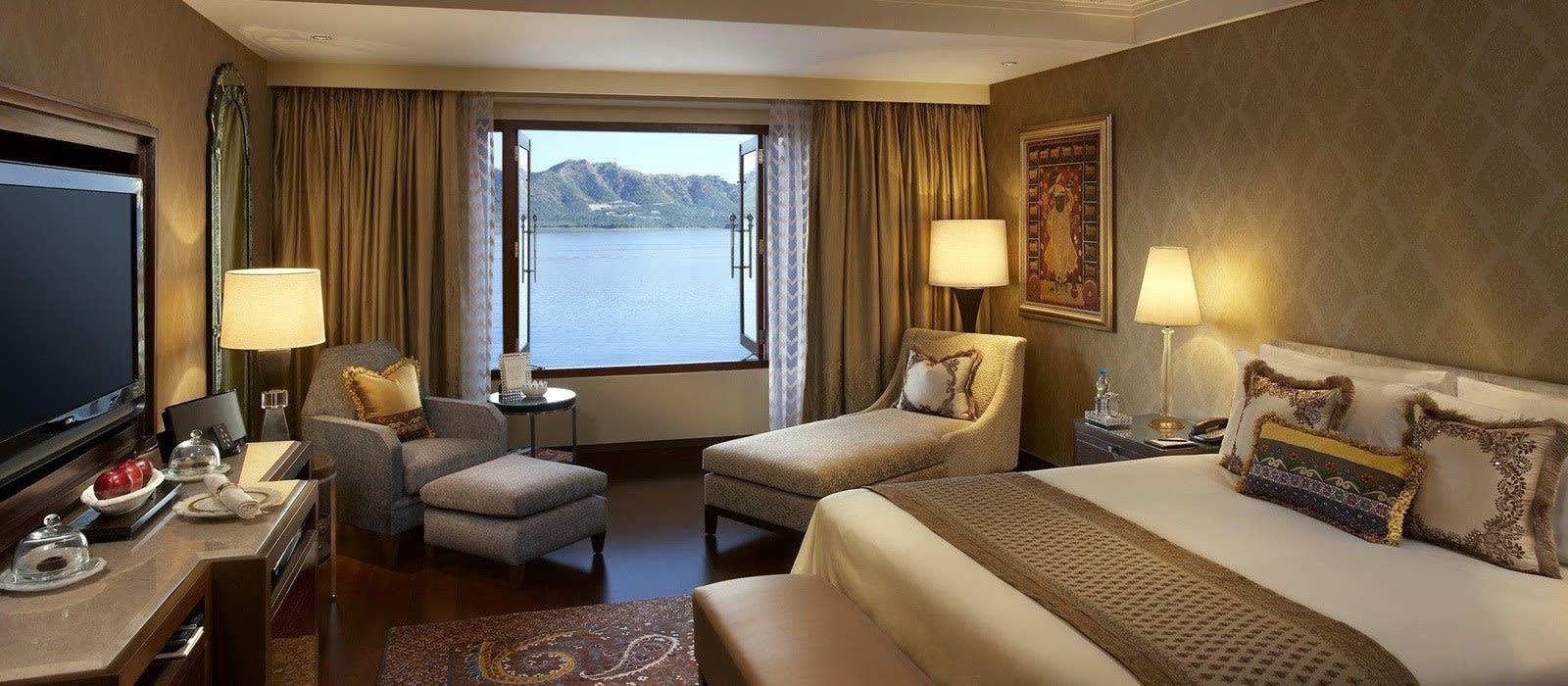 Hotel The Leela Palace  Udaipur Nordindien