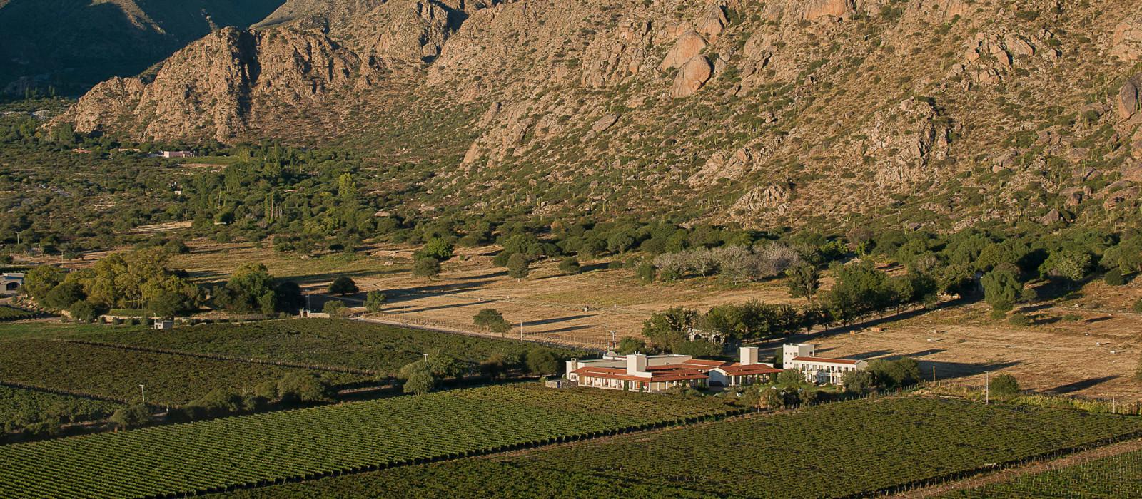 Hotel Viñas de Cafayate Wine Resort Argentina