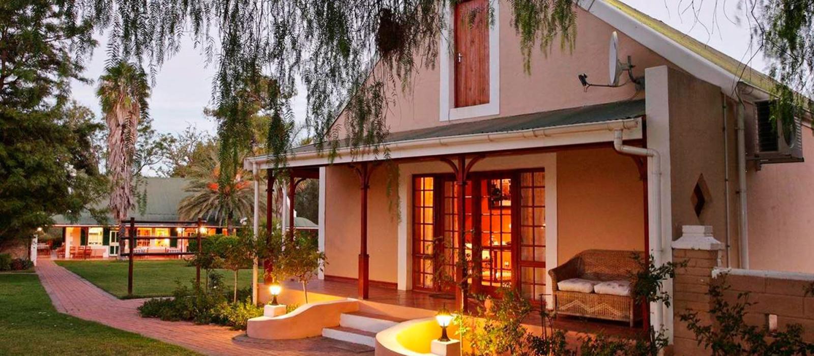 Hotel Montana Guest Farm Südafrika