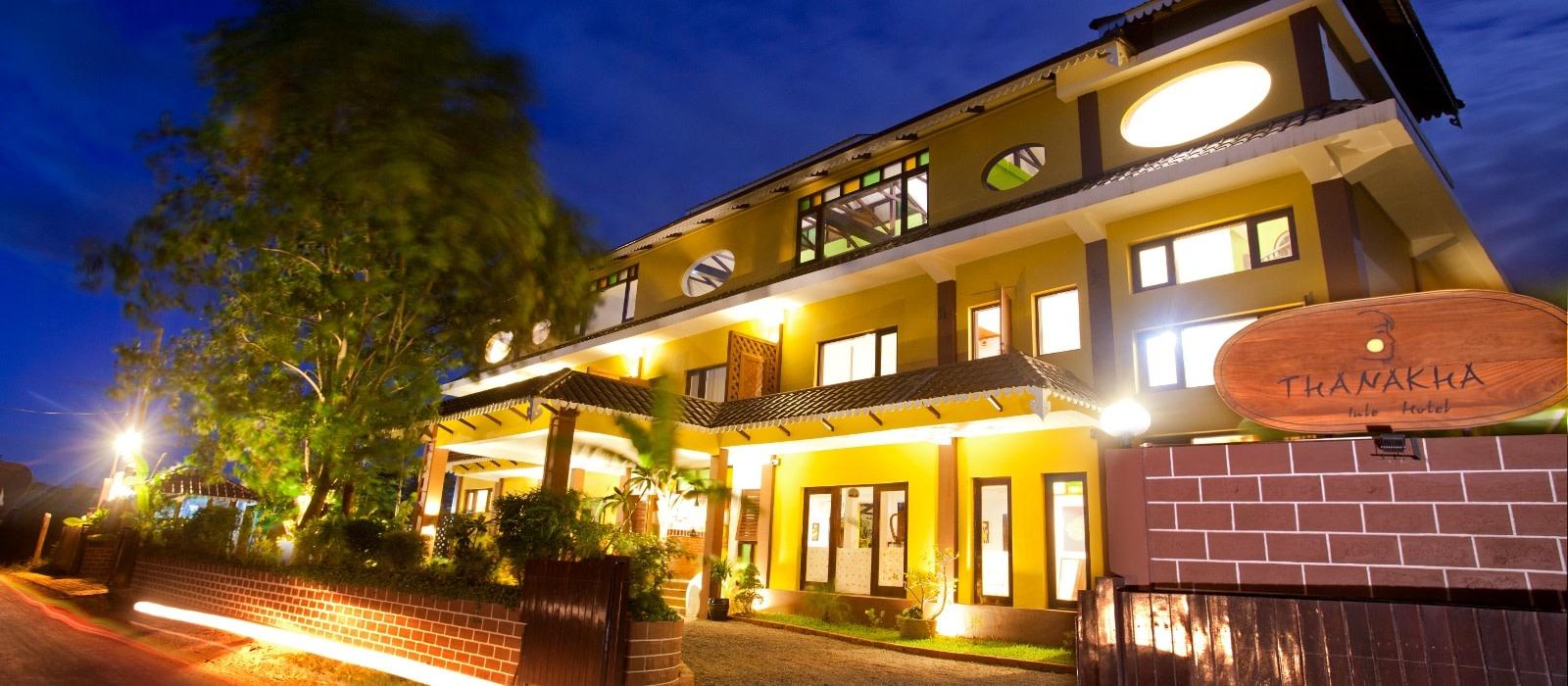 Hotel The Thanakha Myanmar