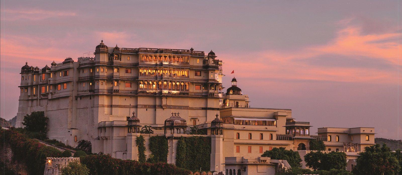 Hotel RAAS Devigarh Nordindien