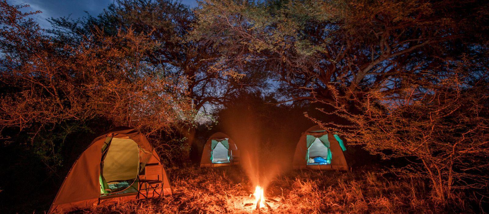 Hotel Bushways Mobile Bush Camp Botswana