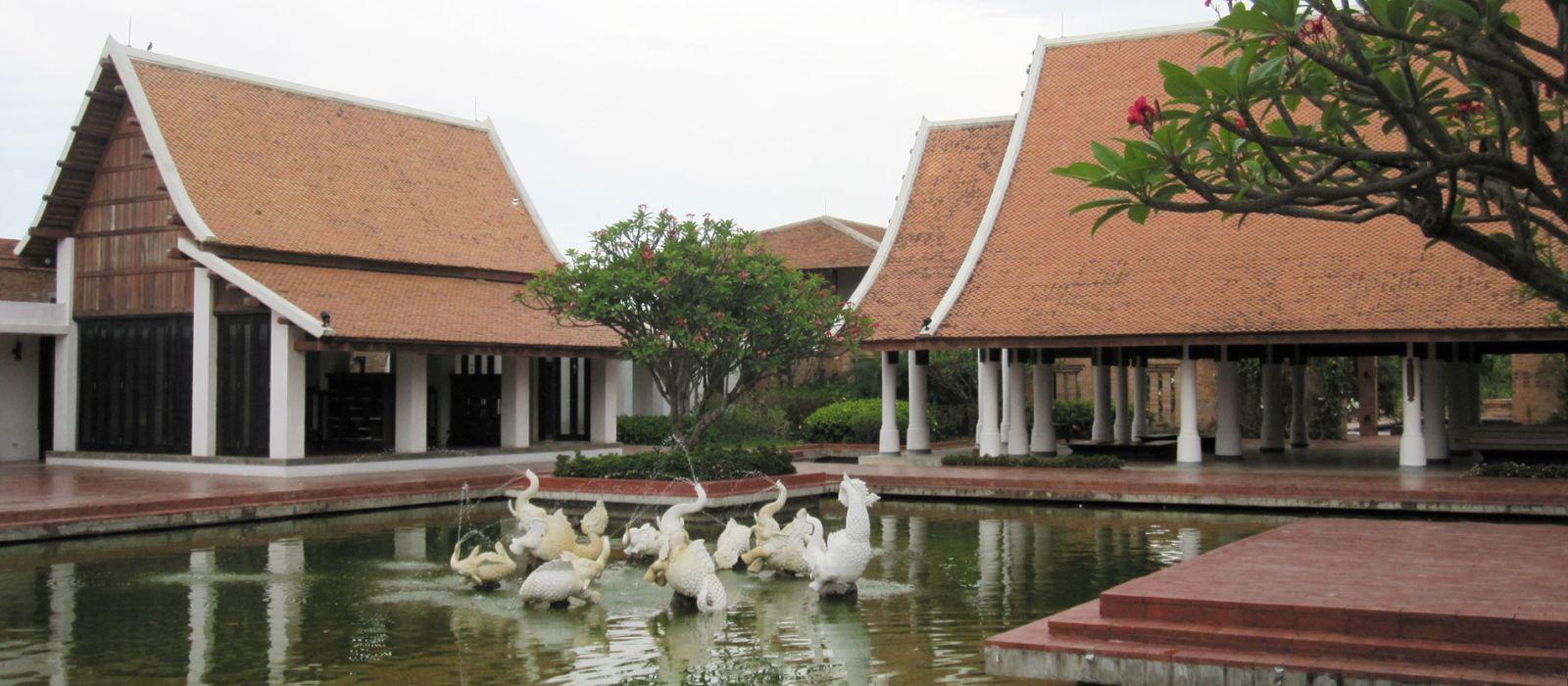 Hotel Sukhothai Heritage Resort Thailand