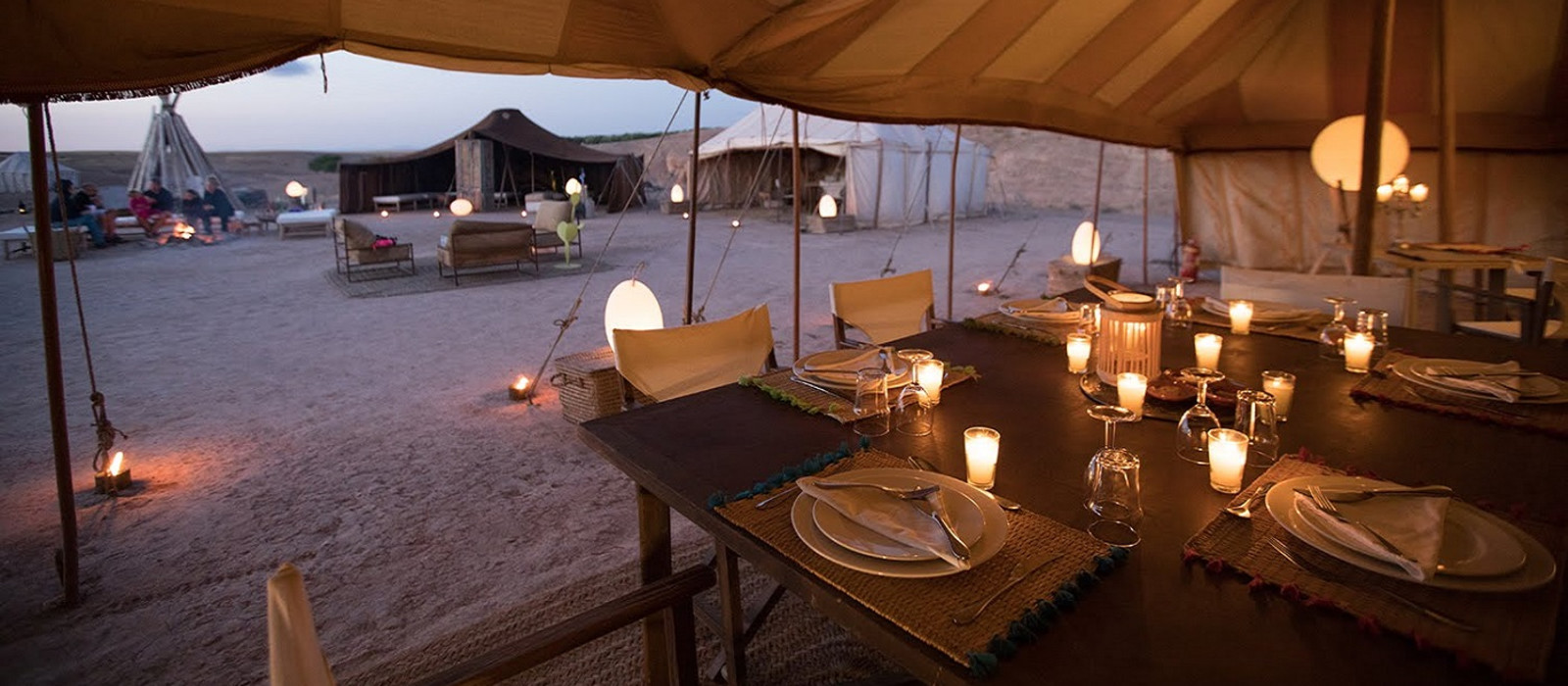 Hotel Inara Camp Morocco