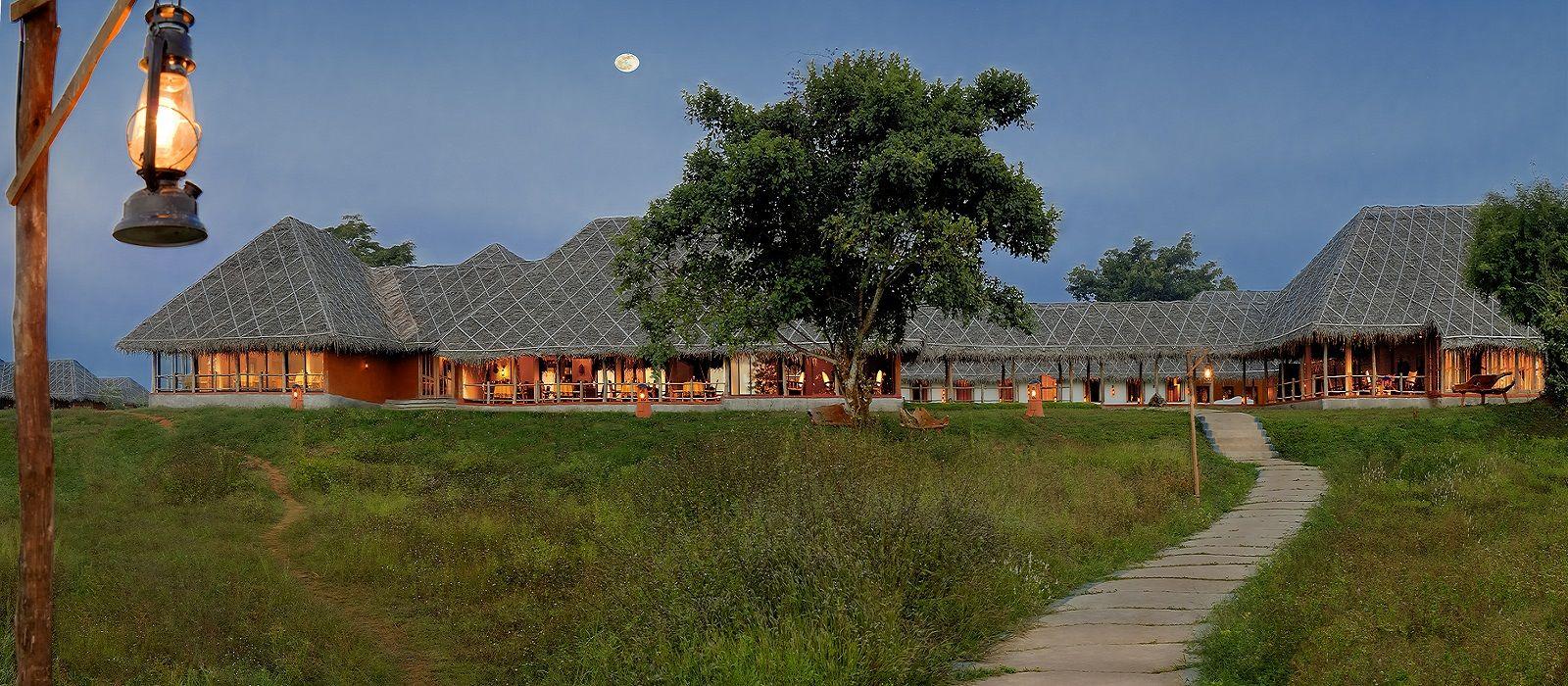 Hotel Evolve Back Kuruba Safari Lodge South India