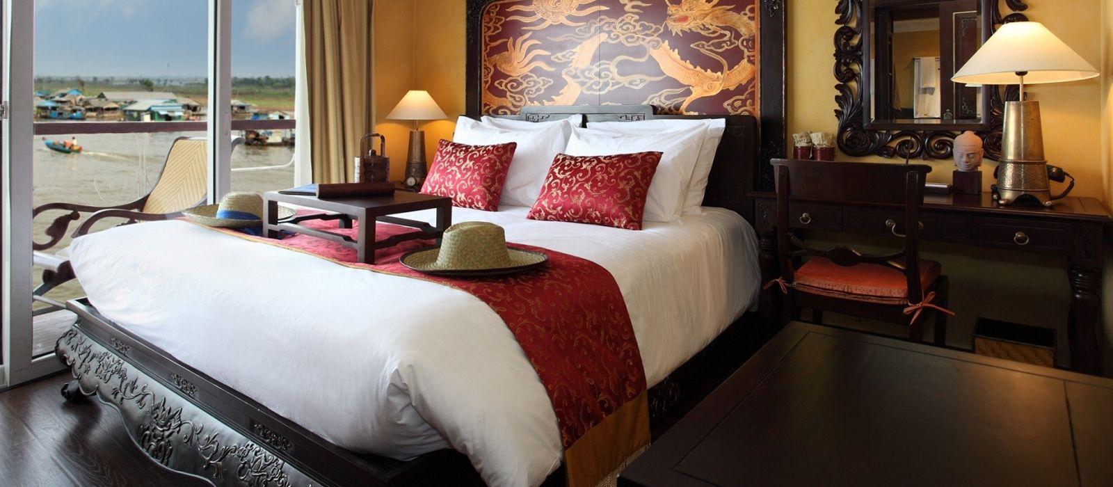 Hotel The Jayavarman Cruise Cambodia