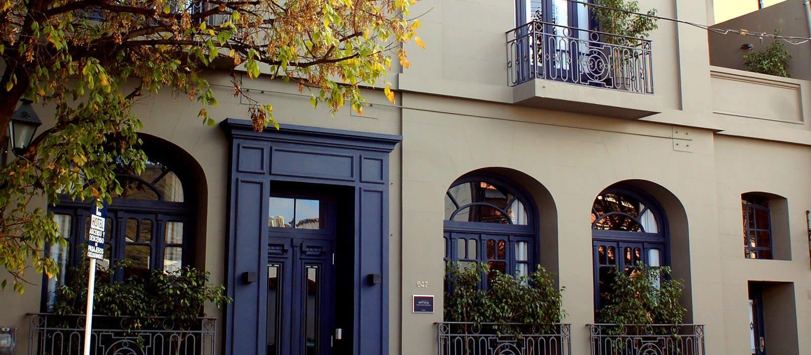 Hotel Legado Mitico Argentinien