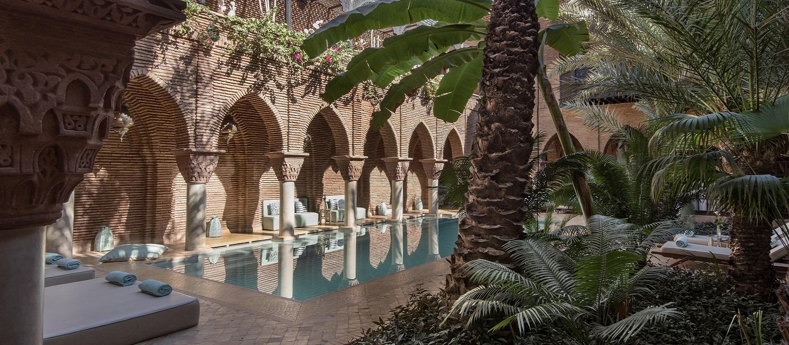 Hotel La Sultana Marrakech Marokko