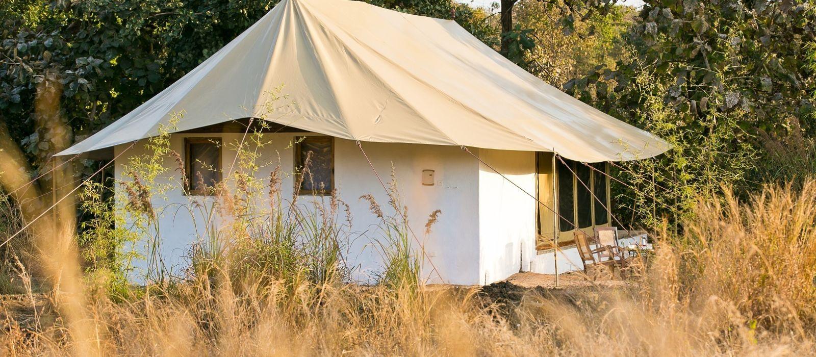 Hotel Jamtara Wilderness Camp Zentral- & Westindien