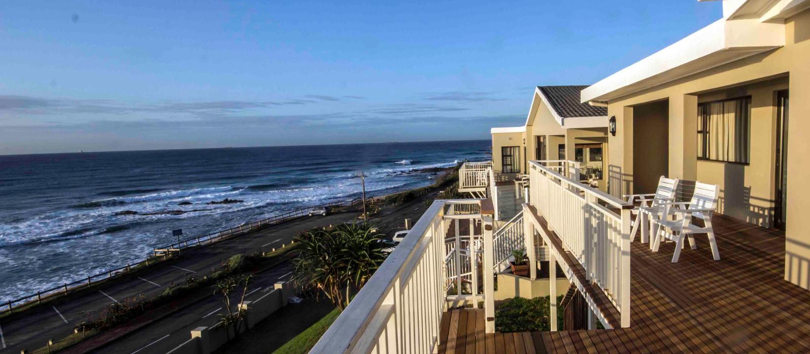 Hotel Fairlight Beach House Südafrika
