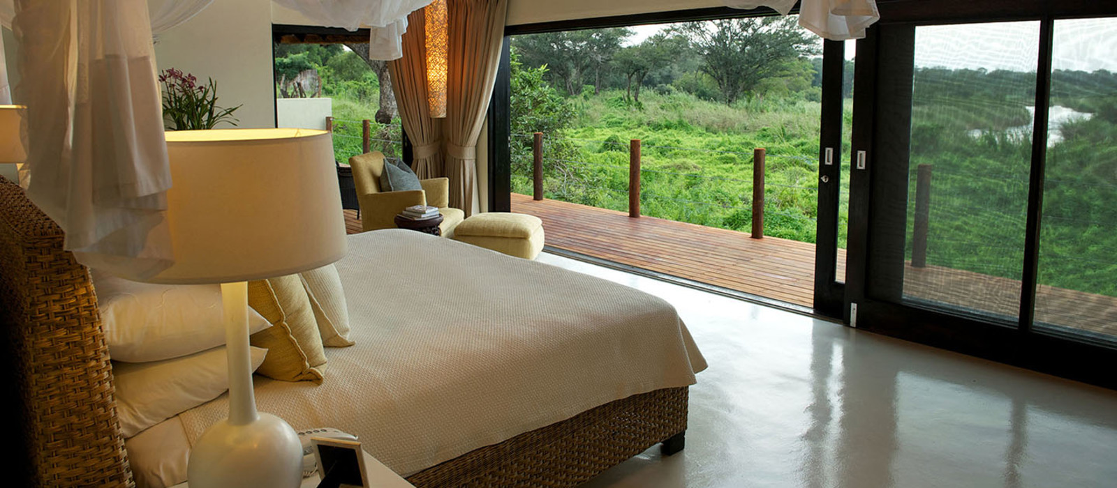 Hotel Lion Sands River Lodge South Africa