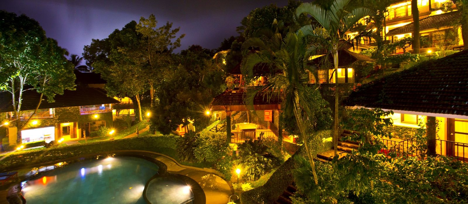 Hotel Cardamom County South India