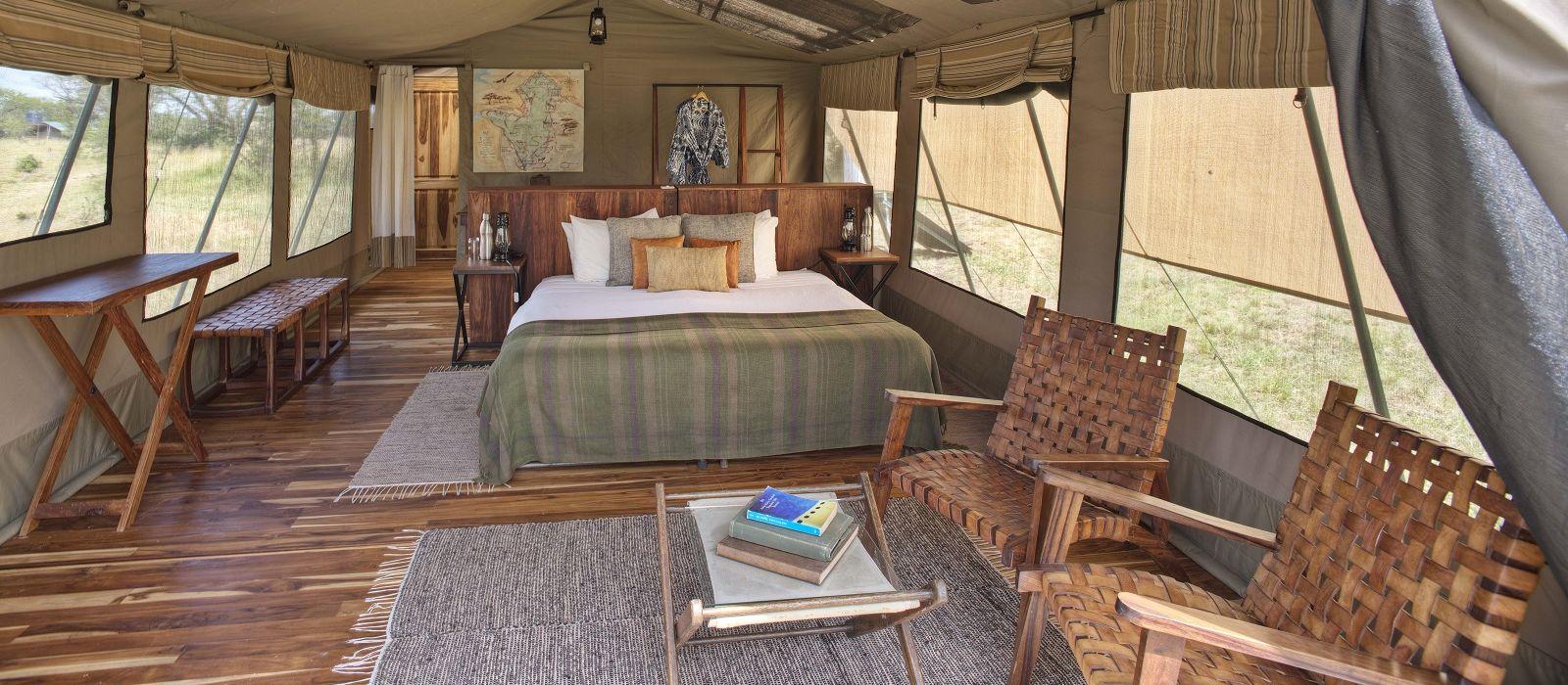 Hotel Olakira Migration Camp Tansania