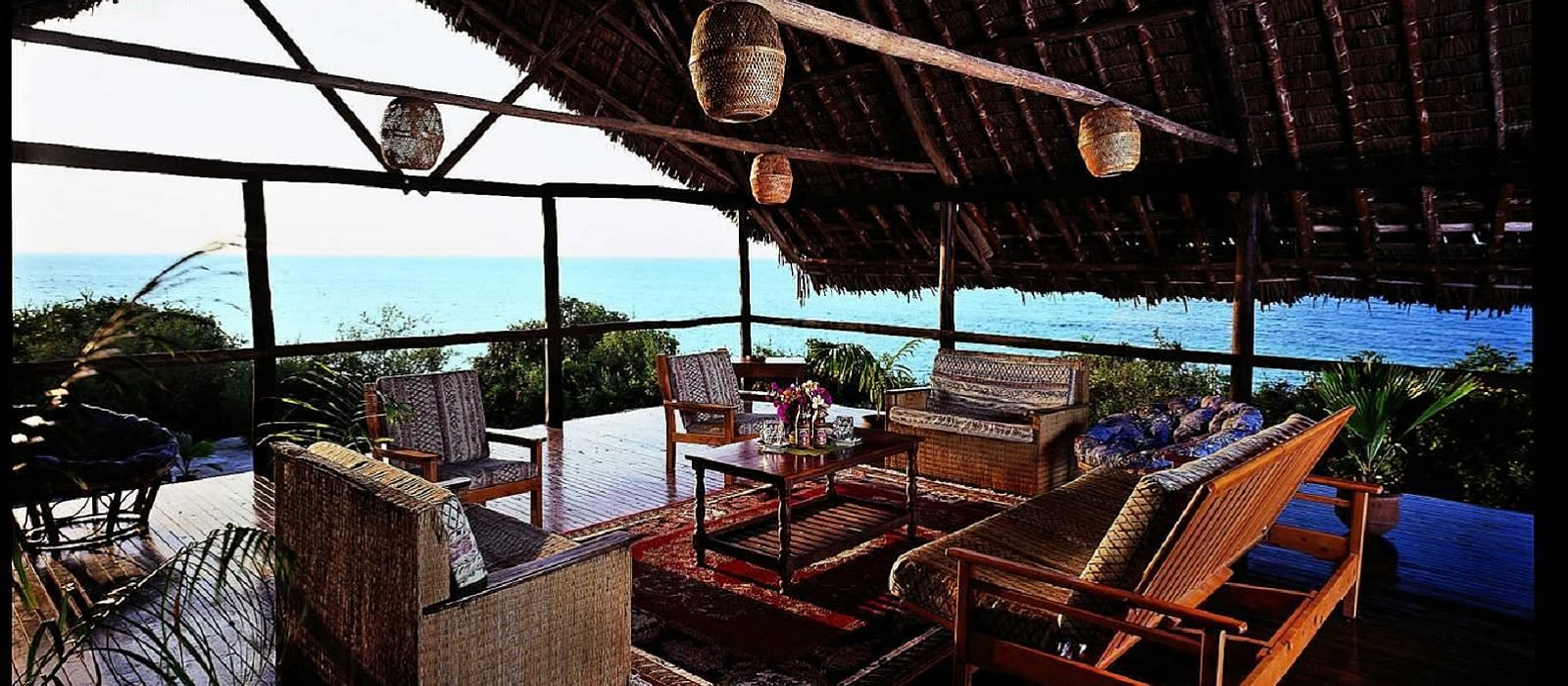 Hotel Lazy Lagoon Tansania