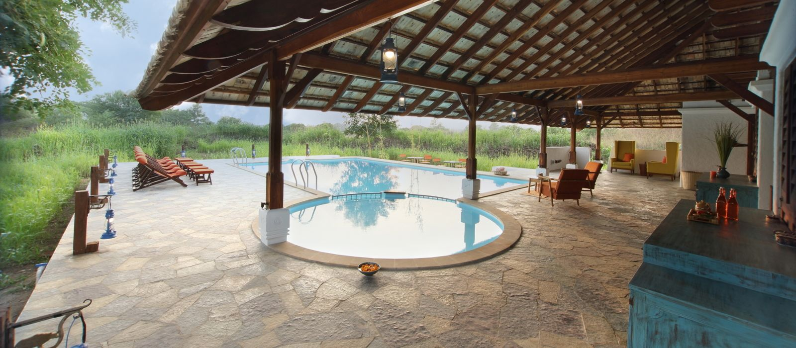 Hotel Svasara Jungle Lodge Zentral- & Westindien